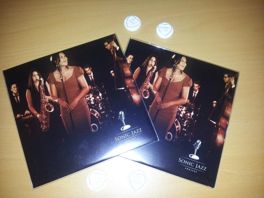 SJP new CDs